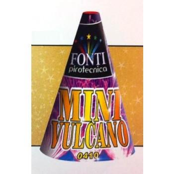 Mini Vulcano cf 6 pz FONTI pirotecnica FONF0410