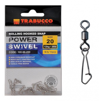 TRABUCCO Rolling Power Swivel TRA100-66