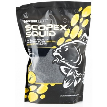 Nash Scopex Squid Pellet 900gr KEVPELSCO