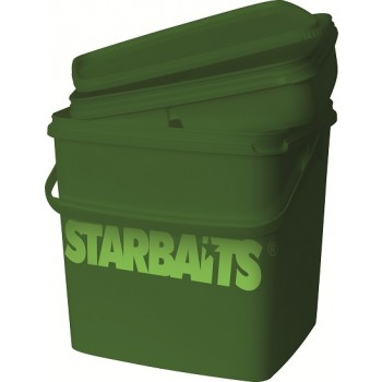 Square Bucket Set  STARBAITS SEN02636