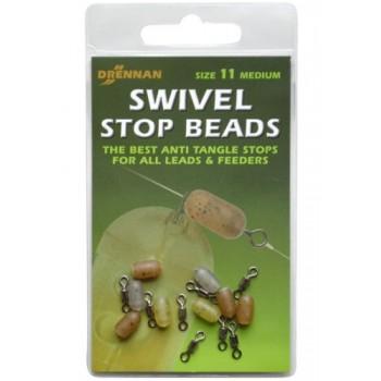 Swivel Stop Beads DRENNAN MILTOSSB0140