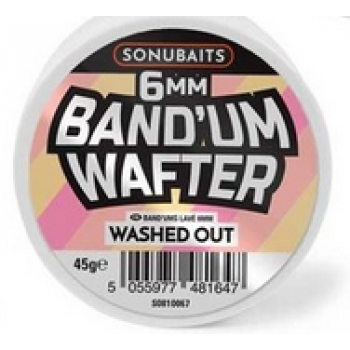 Sonubaits Band'um Wafter 6 mm Washed Out BETS0810067