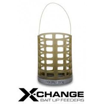 GURU X-CHANGE Bait up feeder KORGAD15