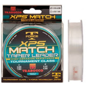 Xps Match Taper Leader TRABUCCO 18/25 TRA052-02-020
