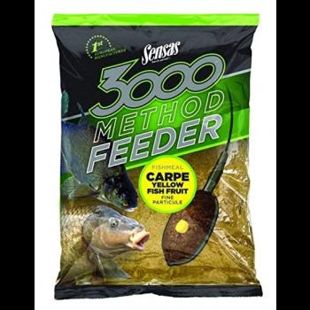 3000 Method Carpe Yellow Fish Fruit Sensas SEN70741